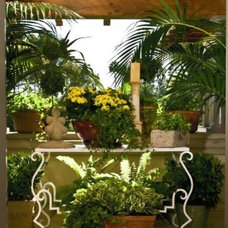 Traditional Patio by Tomar Lampert Associates