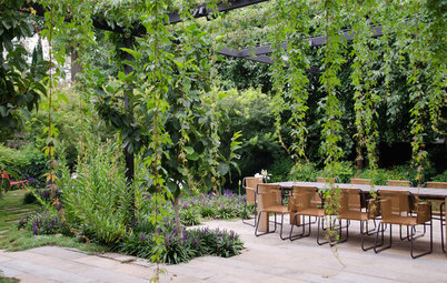 Garden Designer Chooses the Timeless Over the Trendy