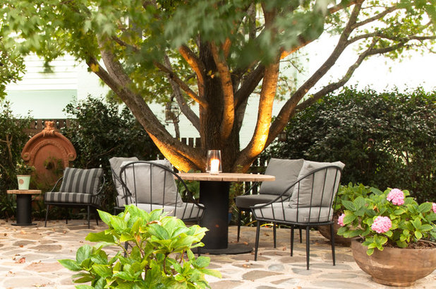 Exceptionnel Traditional Patio By Claire Stevens Interior Design