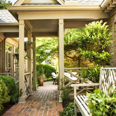 Traditional Patio Traditional Exterior
