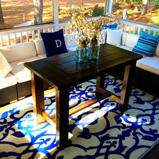 Contemporary Patio by Under The Table Company