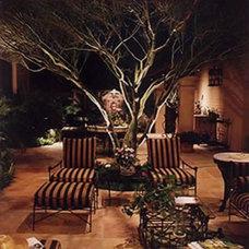 Traditional Patio by Greg Trutza
