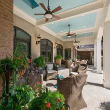 Traditional Patio by Andrew Roby General Contractors