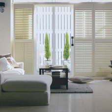 Traditional Patio by Blinds.com