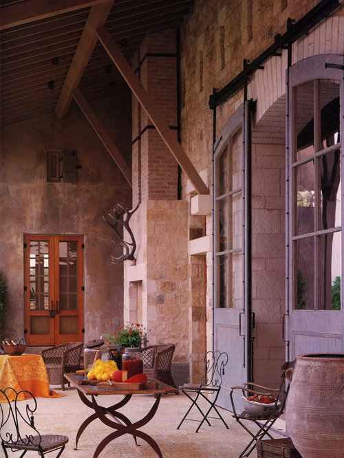 Arched Barn Doors Home Design Ideas Pictures Remodel And