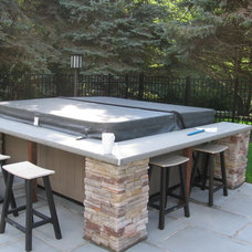 Swimming Pools And Spas by Designscapes