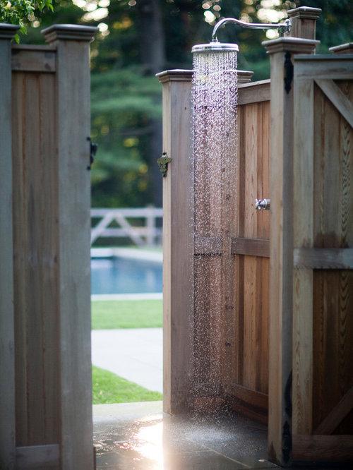 Led Rain Shower Head Home Design Ideas Renovations Photos