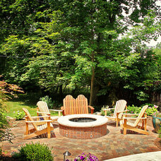 Traditional Patio Traditional Patio