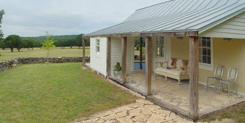 Metal Roof Farmhouse Home Design Photos