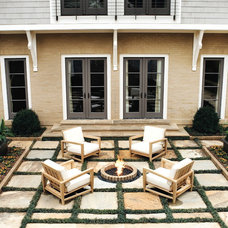 Traditional Patio by Joel Kelly Design