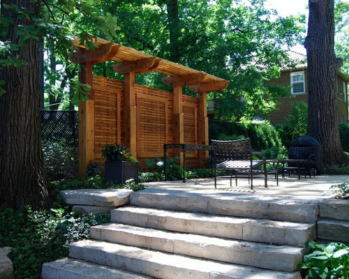SaveEmail. Traditional Patio - Best Wind Block Design Ideas & Remodel Pictures Houzz