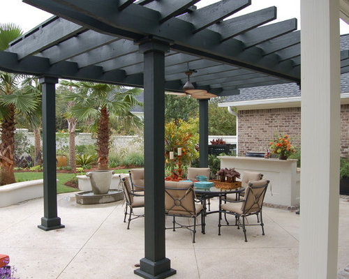 Pergola ideas pictures remodel and decor for Pergola images houzz