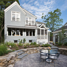 Traditional Patio by Nashawtuc Architects, Inc.