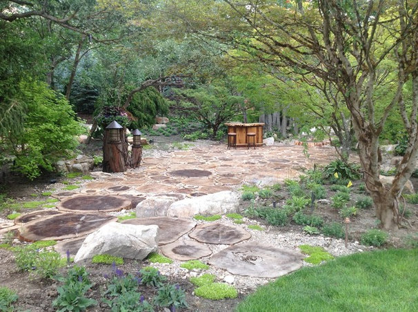 Traditional Patio by Pendleton Design Management