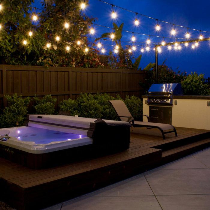 Tranquil Backyard