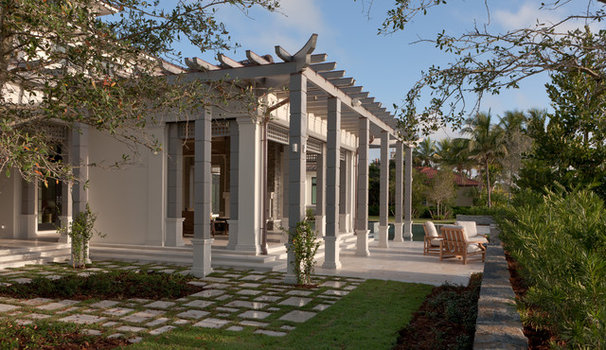 Asian Exterior by deakins design group