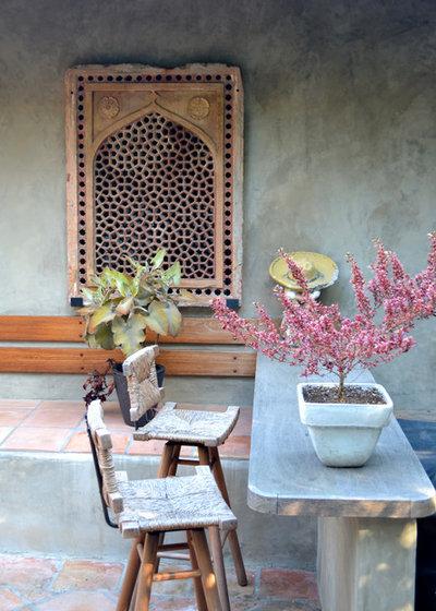 wanddeko f r den garten 13 kreative ideen. Black Bedroom Furniture Sets. Home Design Ideas