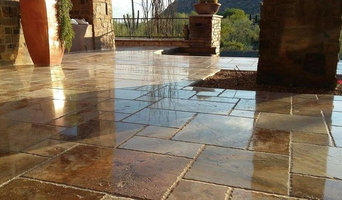 Travertine Work
