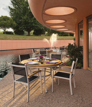 Fermob Sixties Collection Modern Patio Furniture And