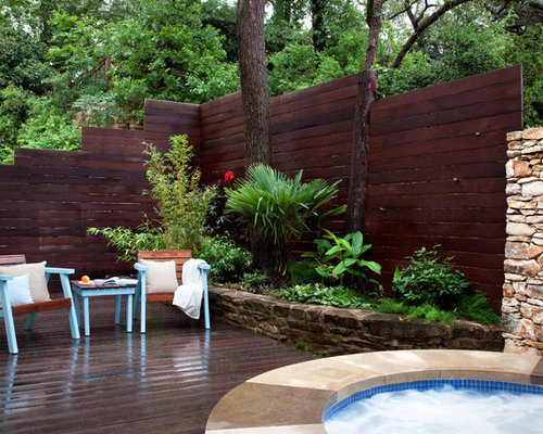Tall Privacy Fence Home Design Ideas Pictures Remodel