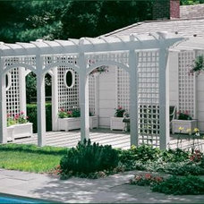 Traditional Patio by Walpole Outdoors