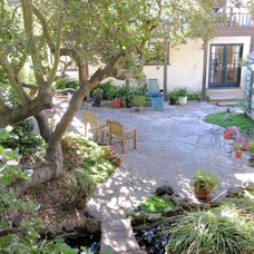 Traditional Patio by Kaplan Architects, AIA