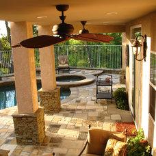 Tropical Patio by Straightline Design, Inc.