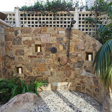 Tropical Patio by Steigerwald-Dougherty, Inc.