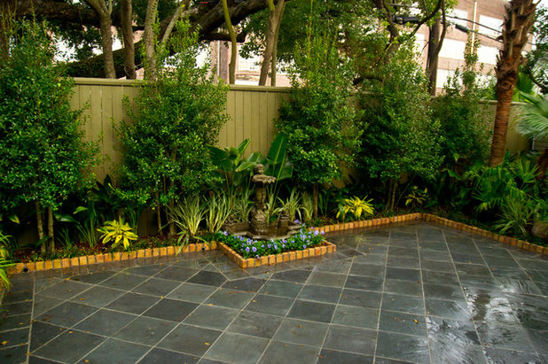 Tropical Patio by Mullin