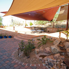 Traditional Patio by Santa Rita Landscaping, Inc.