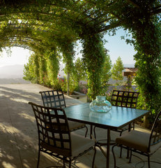 mediterranean patio by McKinney Photography