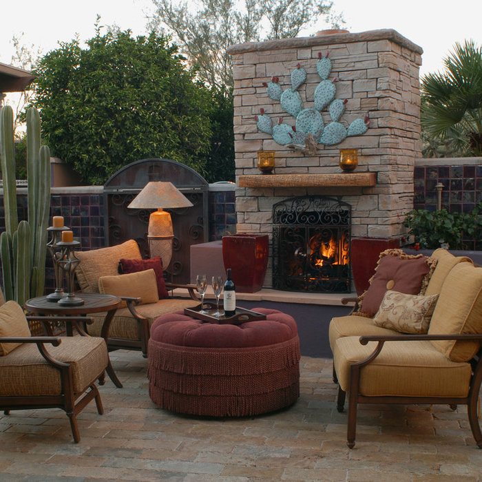Honeybee Ridge Tuscan Outdoor Living