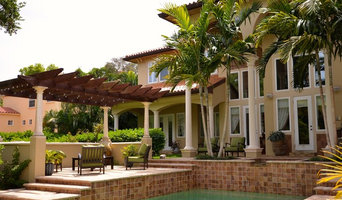 Tuscan style custom home