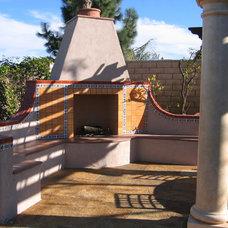 Traditional Patio by Hamilton-Gray Design, Inc.