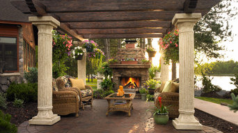 Tuscany Outdoor Living Room