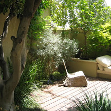 Eclectic Patio by Osengar ARCHITECTS