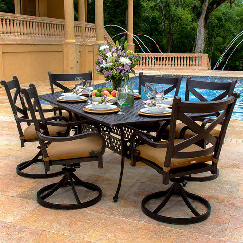 Avondale Cast Aluminum Patio Furniture