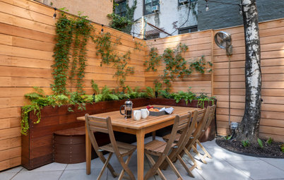 How to Provide Shade in a Small Yard