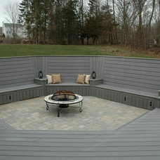 Traditional Patio by Archadeck of Central Connecticut