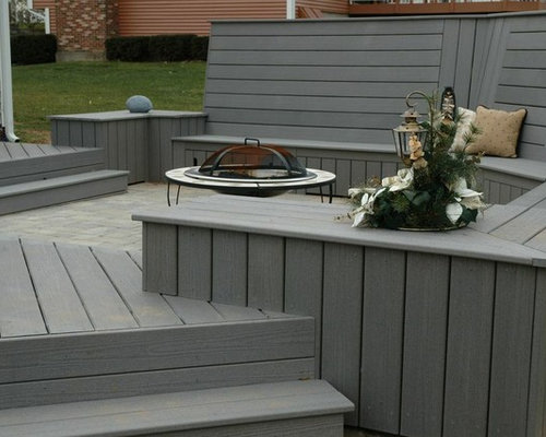 Bridgeport Patio Design Ideas Remodels Photos Houzz