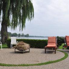 Patio by Great Oaks Landscape Associates Inc.