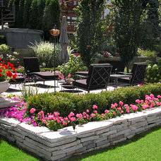 Patio by Great Oaks Landscape Associates Inc.