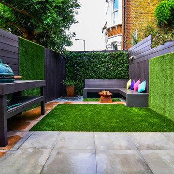Unique Small Garden