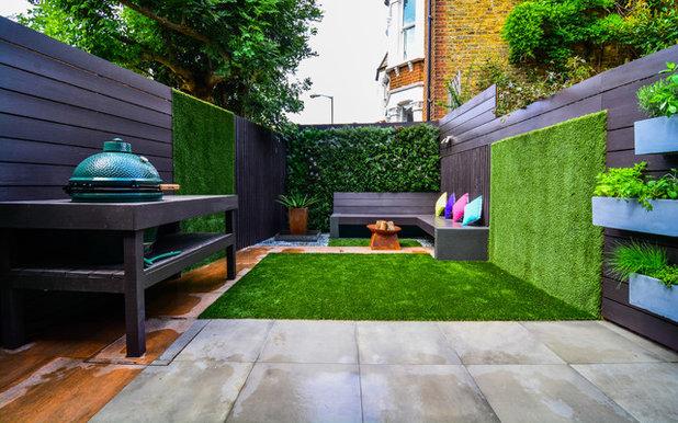 10 id es d 39 am nagement pour sublimer un petit jardin urbain for Terrasse exotique et depaysante
