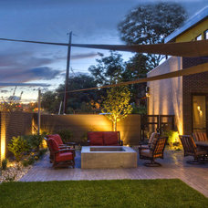 Modern Patio by Realarchitecture Ltd
