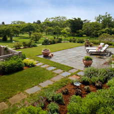 Traditional Patio by George Penniman Architects, LLC