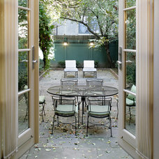 Traditional Patio by Sussan Lari Architect PC