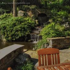 Eclectic Patio by Summerset Gardens/Joe Weuste