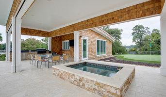 Upscale Pool House Addition in Hampton, Virginia