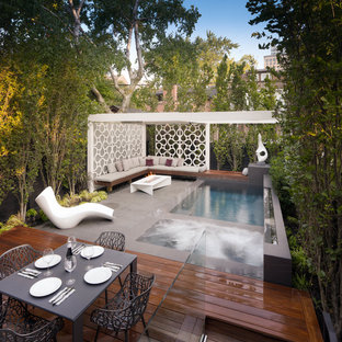 75 Beautiful Small Modern Patio Pictures Ideas Houzz